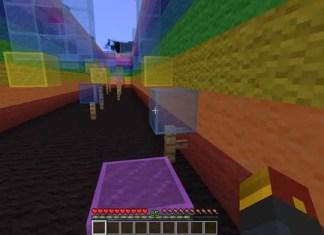 Parkour Euios Map for Minecraft