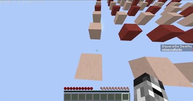 SquareGo Map for Minecraft