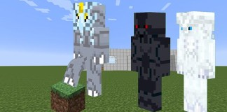 StepUp Mod for Minecraft 1.9/1.8.9/1.7.10