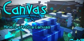 Canvas Resource Pack for Minecraft 1.10.2