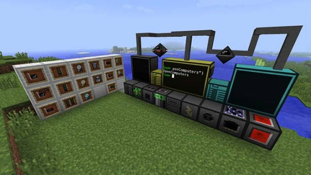 OpenComputers Mod for Minecraft 1.10/1.9.4