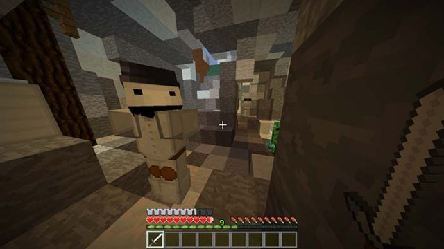 16 Dyes Survival Map for Minecraft