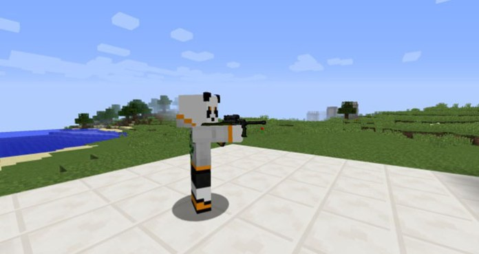 Counter Guns Mod for Minecraft