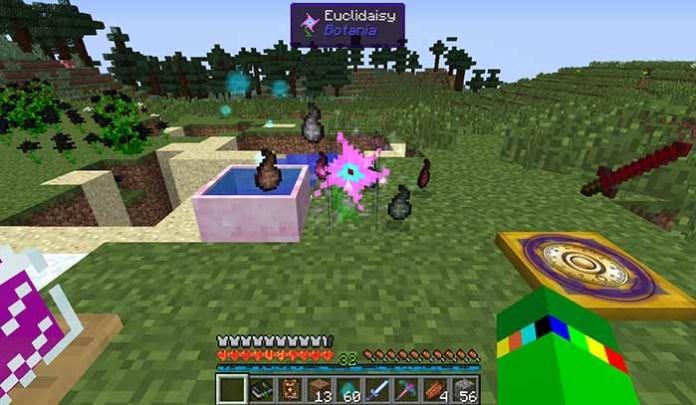 Forbidden Magic Mod for Minecraft 1.7.10