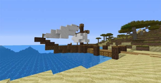 Rustic Flow Resource Pack for Minecraft