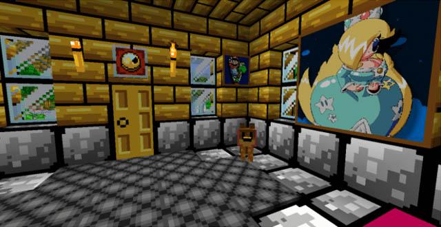 Super Mario World Edition Resource Pack for Minecraft