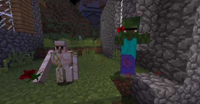 Baby Mobs Mod for Minecraft