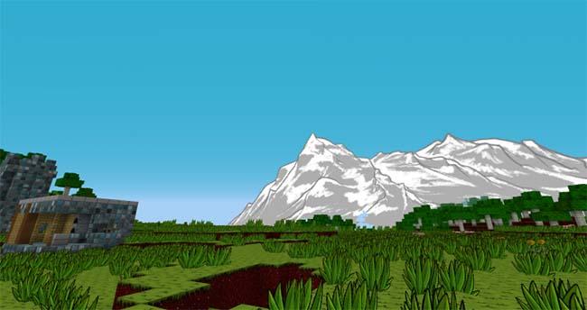 Sassgaard Resource Pack for Minecraft