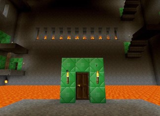 The Game of Exits Map for Minecraft