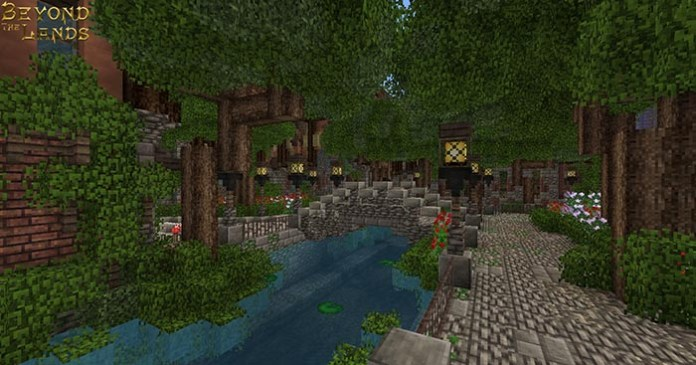 Beyond The Lands Resource Pack for Minecraft