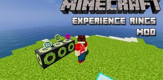 Experience Rings Mod