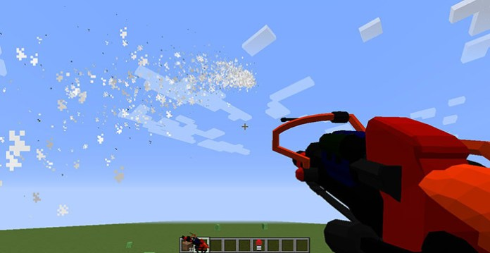 Extraordinary Weapons Mod for Minecraft