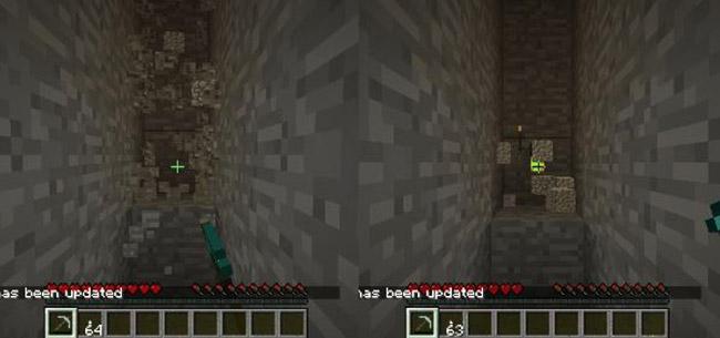 GravelMiner Mod for Minecraft
