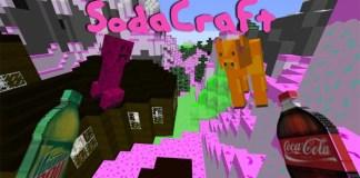 SodaCraft Resource Pack for Minecraft