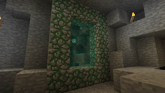 Cavern Mod for Minecraft