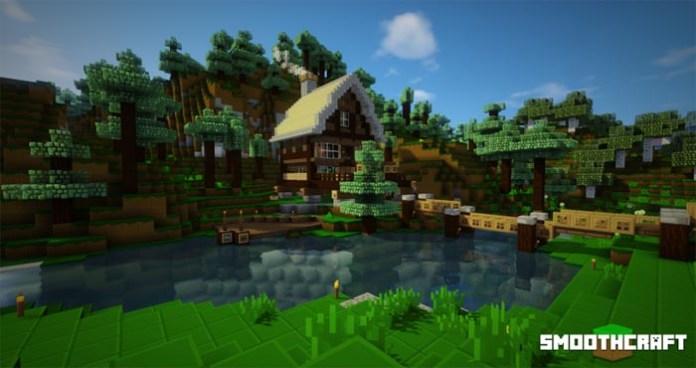 Smoothcraft Resource Pack for Minecraft