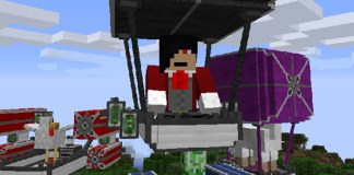 ViesCraft Mod for Minecraft