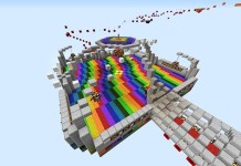 Simply Parkour Map for Minecraft