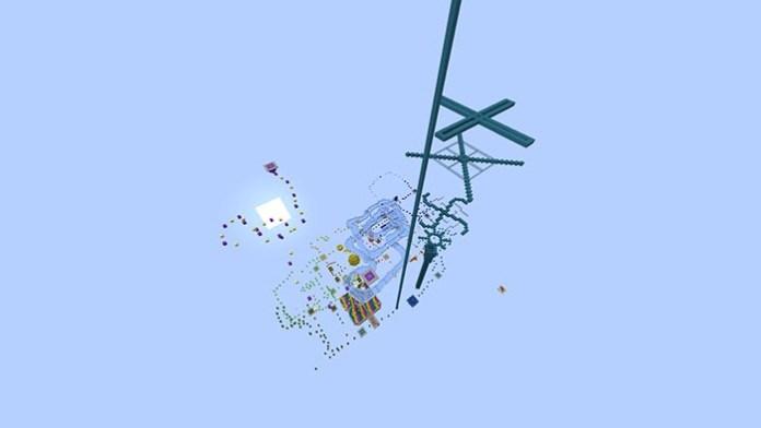 Simply Parkour Map