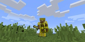 Spartan Shields Mod for Minecraft