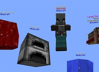 TUMAT Mod for Minecraft