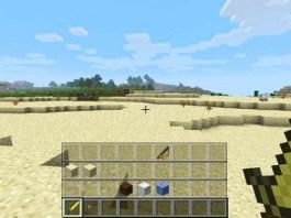 Quick Hotbar Mod for Minecraft