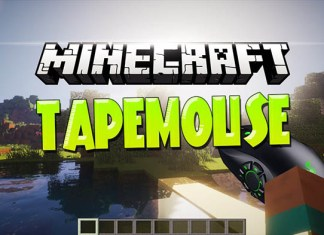TapeMouse Mod for Minecraft