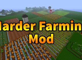 Harder Farming Mod for Minecraft