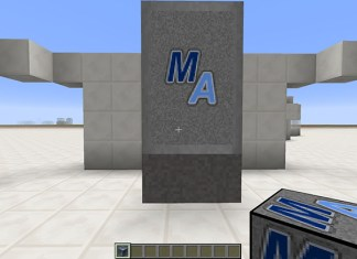 MalisisAdvert Mod for Minecraft