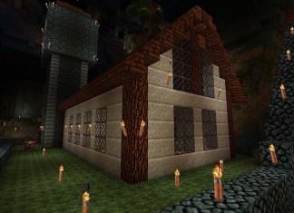 Baldur's Craft Resource Pack for Minecraft