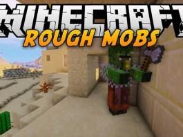 Rough Mobs Mod