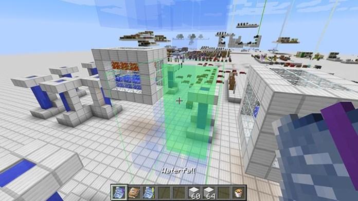Architect Mod for Minecraft