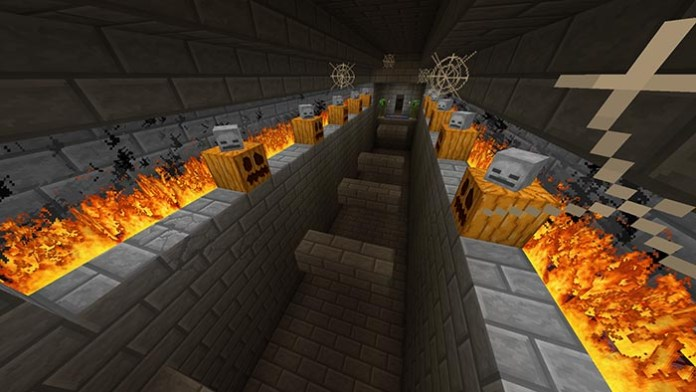 Castle Escape Map for Minecraft
