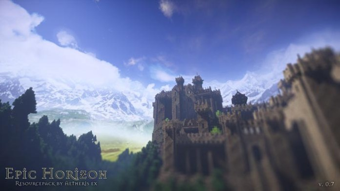 Epic Horizon Resource Pack for Minecraft