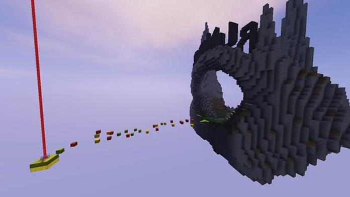 Rundom Map for Minecraft