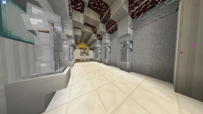 SpongeQuest Map for Minecraft