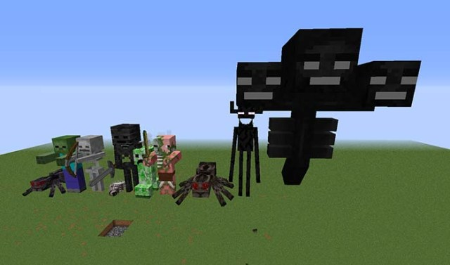 The Titans Mod for Minecraft