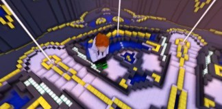 Elytron Map for Minecraft