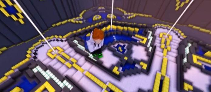 Elytron Map for Minecraft