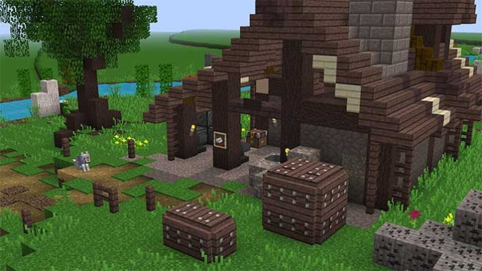 Echelon Resource Pack for Minecraft 1.12.2/1.11.2