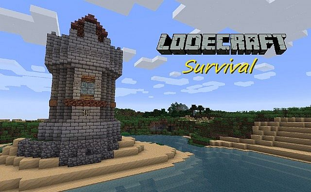 Lodecraft-Survival-resource-pack