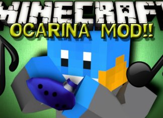 Ocarina mod minecraft