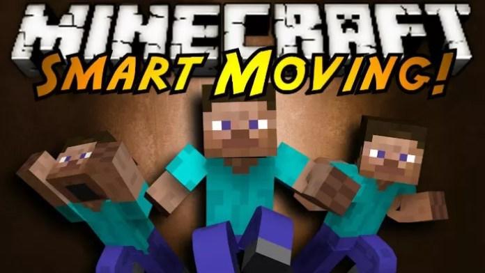 Smart-Moving-mod-minecraft-1