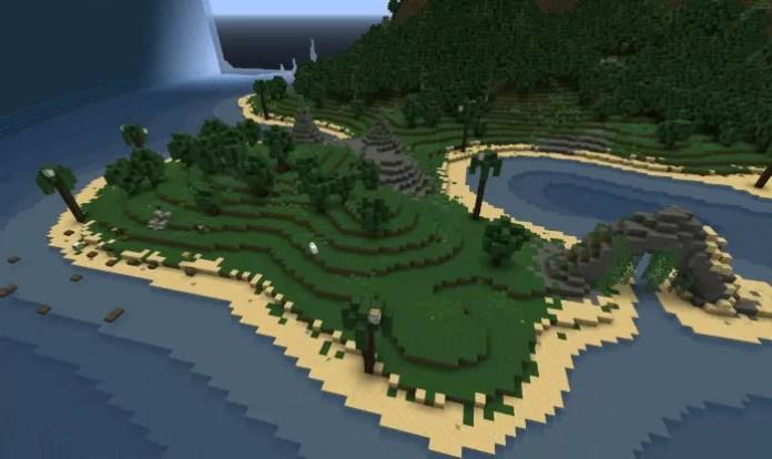 Sunken-Island-minecraft