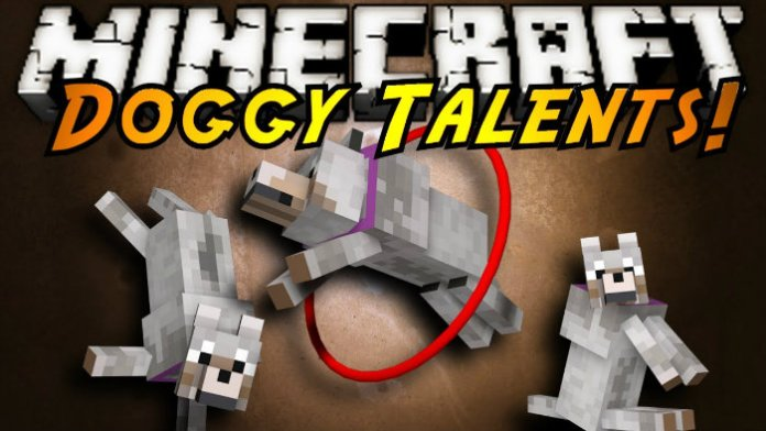 doggy-talents-for-minecraft