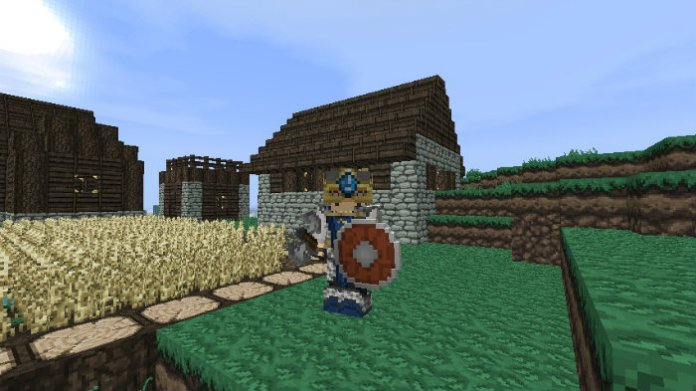 Mine And Blade Battlegear 2 Mod For Minecraft 1 7 10 Minecraftsix