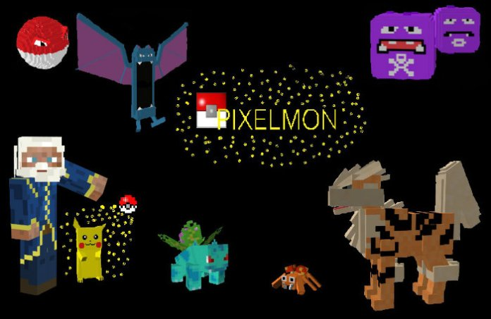 pokemobs-minecraft