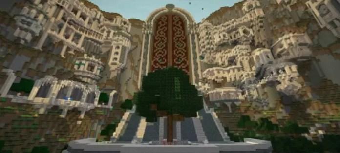 Kingdom of the Sky Map for Minecraft 1.8.7   MinecraftSix
