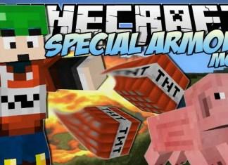 special armor