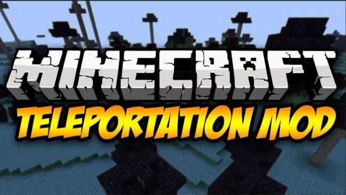 minecraft-teleportation